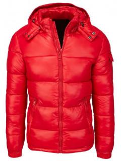 Vyriška žieminė striukė (Raudona) Derek