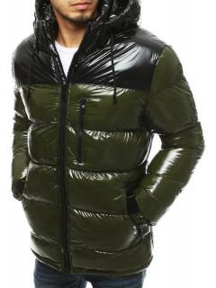 Vyriška žieminė striukė (Žalia) Donny