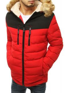 Vyriška žieminė striukė (Raudona) Fillis