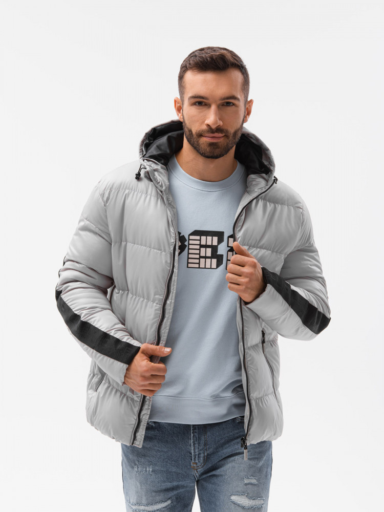 Vyriška žieminė striukė Ismene C503