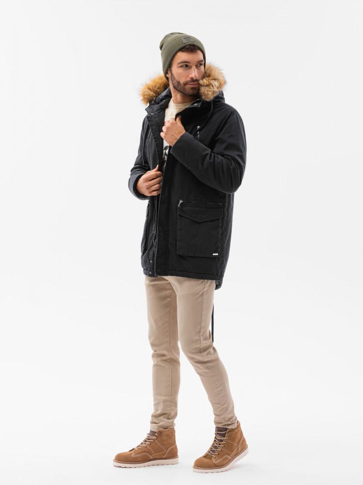 Vyriška žieminė striukė Ita c512