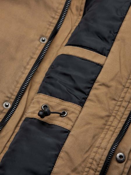 Vyriška žieminė striukė Itai c512