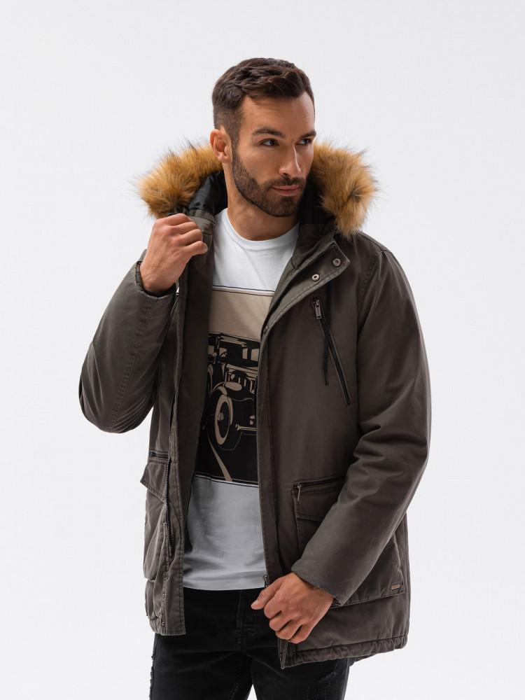 Vyriška žieminė striukė Itachi c512