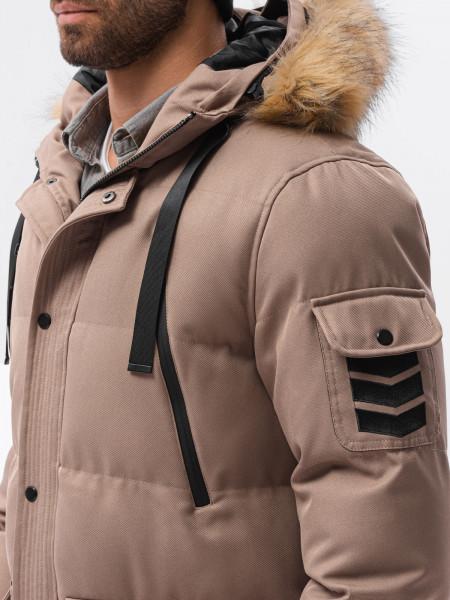 Vyriška žieminė striukė Isthia C514