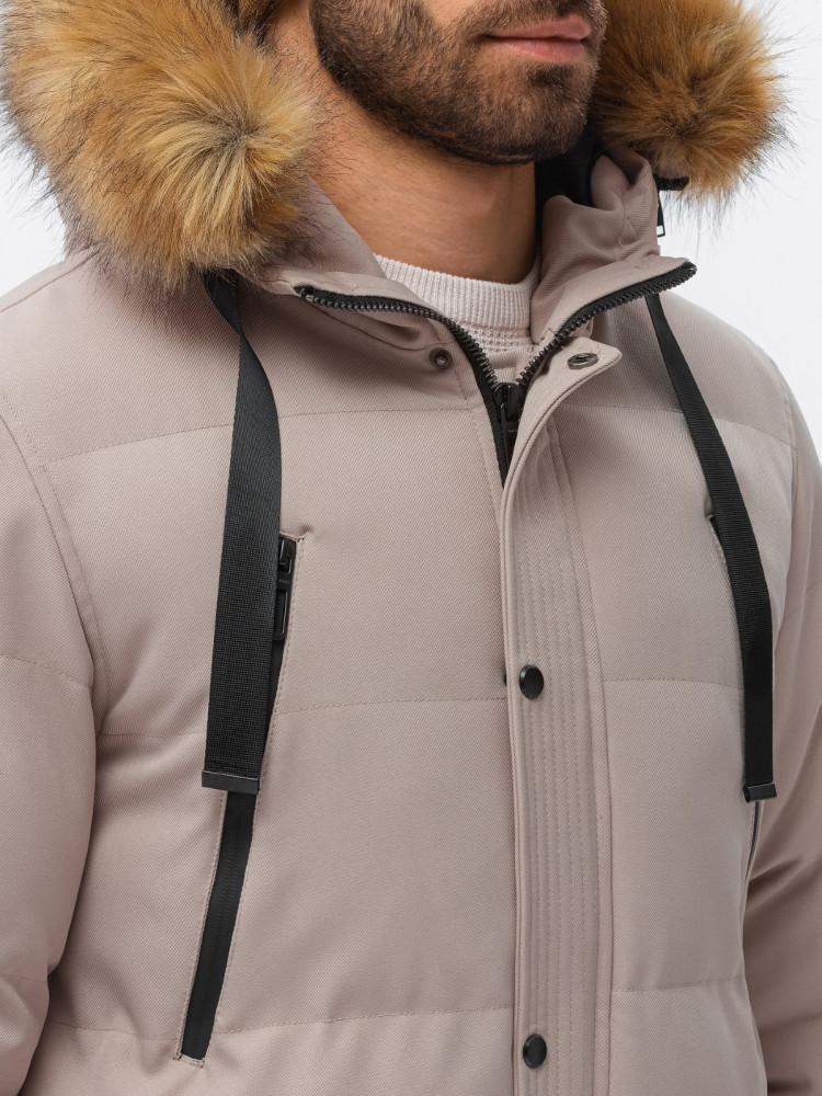 Vyriška žieminė striukė Istvan C514