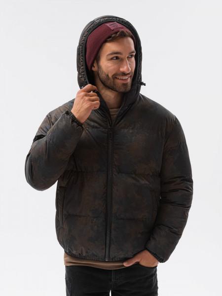 Vyriška žieminė striukė Ishik C529