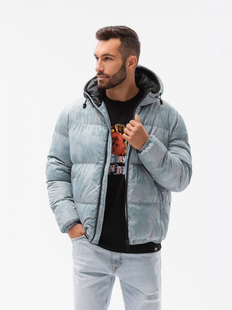 Vyriška žieminė striukė Ishedus C529