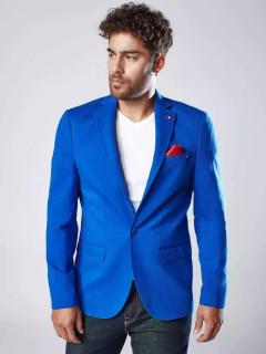 Vyriškas švarkas (mėlynas) Erwin