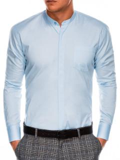 Marškiniai Aubrey (šviesiai mėlynos spalvos)