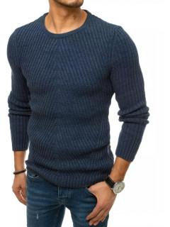 Vyriškas megztinis (Tamsiai mėlynas) Bruce