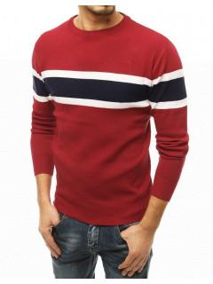 Vyriškas megztinis (bordinės spalvos) Steven