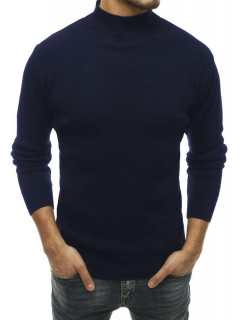 Vyriškas megztinis (Tamsiai mėlynas) Derek