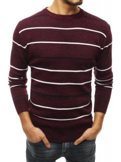 Vyriškas megztinis (bordinės spalvos) Edan