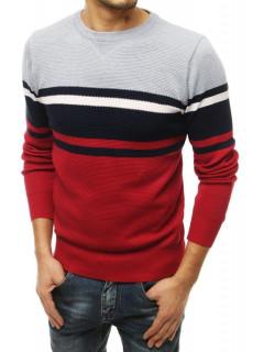 Vyriškas megztinis (bordinės spalvos) Luke