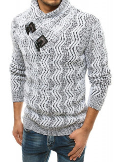 Vyriškas megztinis (Balta) Andreo