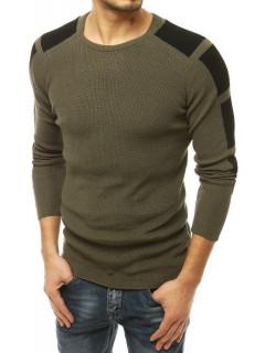 Vyriškas megztinis (chaki spalvos) Charly