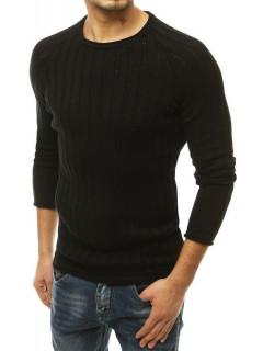 Vyriškas megztinis (Juodas) Endy