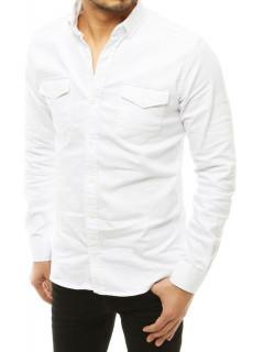 Vyriški marškiniai (Balti) Justin