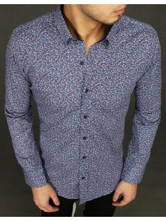 Vyriški marškiniai (mėlynos spalvos) Benn