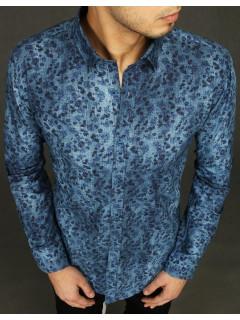 Vyriški marškiniai (mėlynos spalvos) Olan