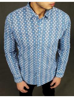 Vyriški marškiniai (Balti) Jeffry