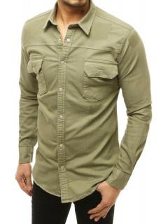 Vyriški marškiniai (Chaki) Kriston