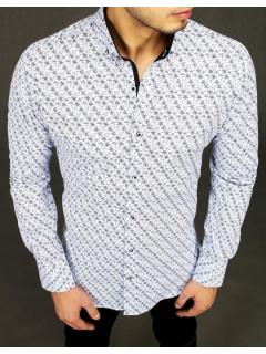 Vyriški marškiniai (Balti) Willy