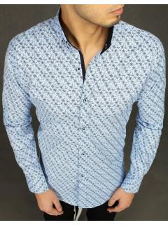 Vyriški marškiniai (Mėlyni) Mino