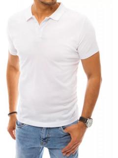 Polo marškinėliai (balti) Enzo