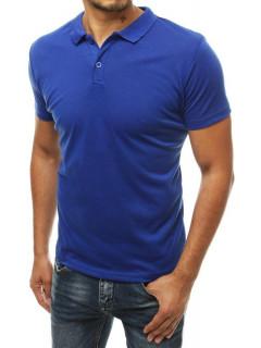 Polo marškinėliai (mėlynos spalvos) Silvester
