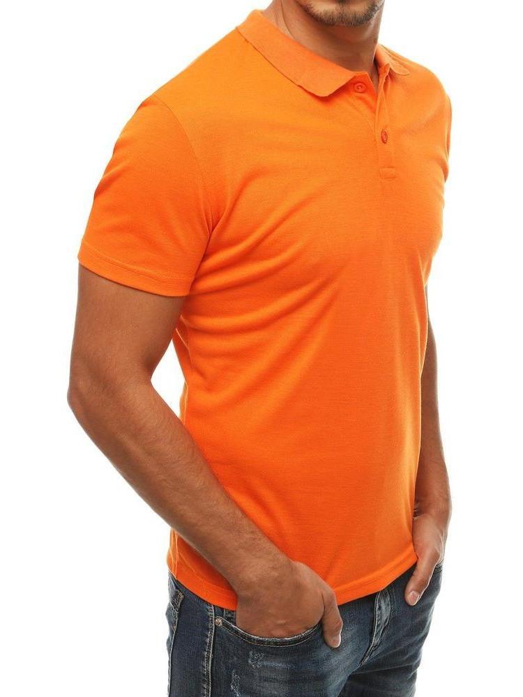 Polo marškinėliai (Oranžinis) Gildo