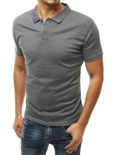 Polo marškinėliai (Pilki) Alex