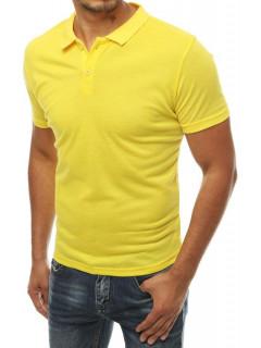 Polo marškinėliai (Geltona) John