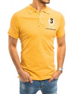 Polo marškinėliai (Geltoni) Denis