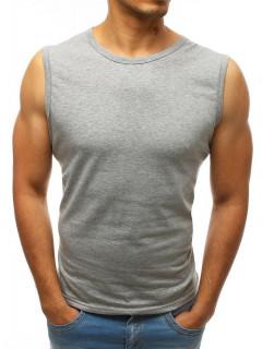 Vyriški marškinėliai Yusuf (šviesiai pilkos spalvos)