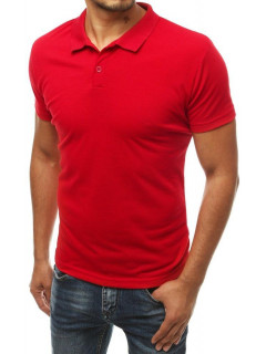 Polo marškinėliai (Raudona) Alexandro