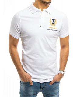 Polo marškinėliai (Balti) Nigel