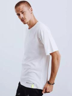 Vyriški marškinėliai (balti) Lucas