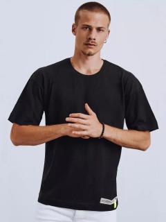 Vyriški marškinėliai (juodi) Benjamin