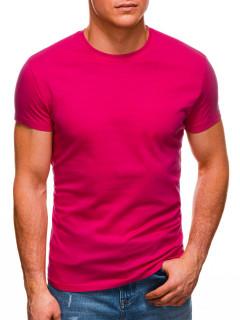 Vyriški marškinėliai S970 (rožiniai) Denn