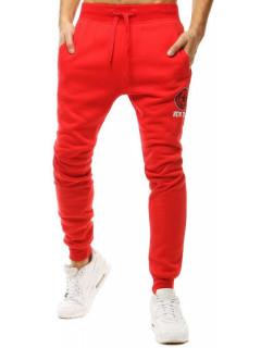 Kelnės (raudonos) Alex