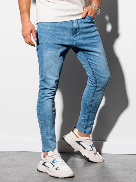 Vyriški džinsai (Šviesiai mėlyni) Nigel