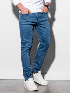 Vyriški džinsai (Švieisiai mėlyni) Jostin