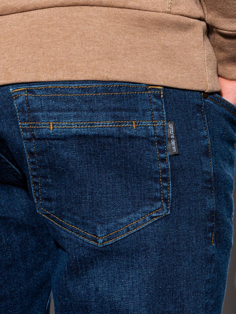 Vyriški džinsai (tamsiai mėlyni) Orien