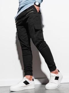 Laisvalaikio kelnės (Juodos) Minno