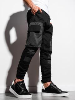 Laisvalaikio kelnės (Juodos) Benn