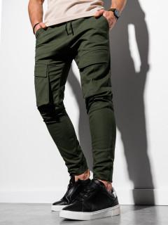 Laisvalaikio kelnės (chaki spalvos) Arthur