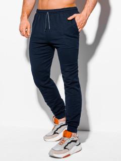 Laisvalaikio kelnės (Tamsiai mėlynos) Derek P1030