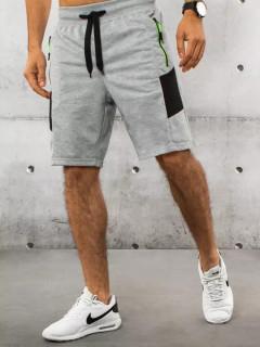 Vyriški šortai (šviesiai pilkos spalvos) Denis