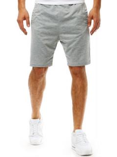Vyriški šortai Thiago (šviesiai pilkos spalvos)
